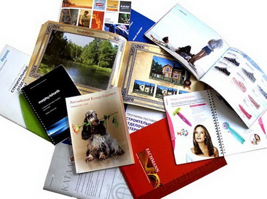 каталоги продукции